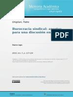 Ghigliani_2010 burocracia sindical aportes para una discusión en ciernes.pdf