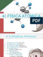 4 FÍSICA ATÓMICA