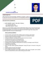 NDT CV