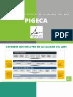 Plan Integral de Gestión de La Calidad Del Aire PIGECA 2017 - 2030