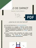 Ciclo de Carnot