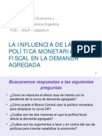 Tema 11.2 - Politica Fiscal y Monetaria (Cap. 34)