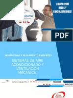 Presentación Normativa Y Reglamentos Vigentes