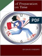 [David Oyedepo] Secret of Preparation on Time(B-ok.org)-1