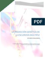 Arreglado_la Predicción Génetica en La Esclerosis Múltiple Fisico Farmacia 2016-2 Nuevo-2