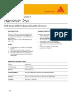 PDS en Plastomix 250 KH