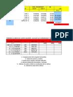 Coordenadas en Excel (1)