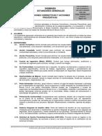 E05 07 Acciones Correctvas y Acciones Preventivas V1