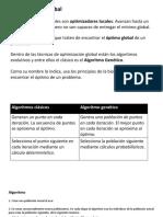 Documentos algoritmo genetico