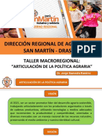 Taller Macroregional Smartin2015