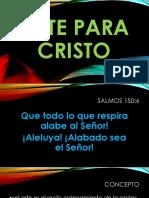 Arte Para Cristo