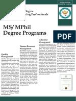 MS-MPHIL