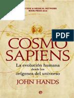 Cosmosapiens La evolución humana desde los orígenes del universo