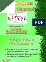 128591818 Dukungan Sosial Dan Kesehatan