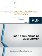 1.2 Principios de Economia - Necesidades