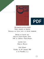 Presencia de Satán en el Mundo Moderno - Monseñor Cristiani.pdf
