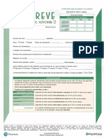 Perfil Sensorial-2. Breve (Cuestionario Para Los Padres o El Cuidador)