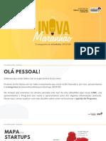 Inova Maranhão - Cronograma