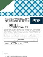 KPI Y RENDIMIENTO