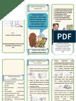 Leaflet Senam Kaki Dm