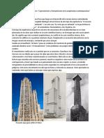Informe Sobre Expresionismo y Romanticismo en La Arquitectura Contemporanea