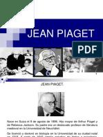 El Desarrollo Cognitivo - Piaget