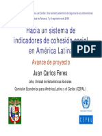 JuanC_Feres_CEPAL Cohesión social