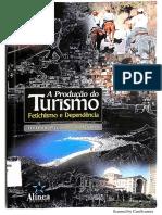 A produção do Turismo