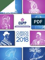 Oferta Cursos 2018
