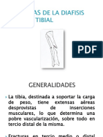 5. Fracturas de La Diafisis Tibial