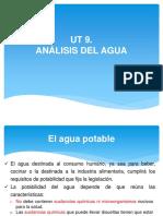 Ut 9. Análisis Microbiológico Del Agua