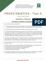 Concluida ARQUITETO Técnico-Administrativo 2015 UFGD.pdf