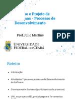 APs 2 - Processo de Desenvolvimento