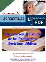 Serie de Estudios Doctrinales - Columna de Ver (1)