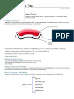Resumo de Protese total USP