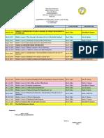 LAC PLAN 2019-2020