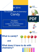 Candy Presentation