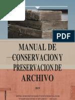 Manual de archivo