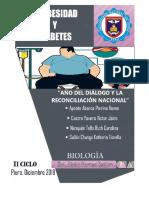 La obesidad y diabetes, BIOLOGÍA Y EDUCACIÓN AMBIENTAL.docx