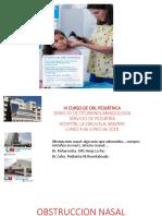 Obstruccion Nasal Dr. Peñarrocha