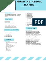 My Resume1