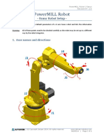 Fanuc Robot Setup