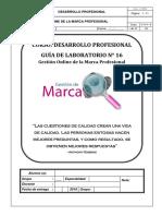 Guía Lab. 16 Calif. Gestión Online