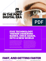 Accenture Banking Technology Vision 2019