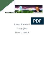 Scheinfeld Friday QAs Phase 1 2 3