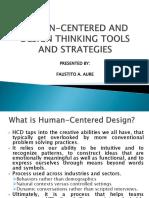 Session 2 Human Centered Design