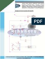DIAGRAMA DE ELEVACION DE EQUIPO - PISCINA.DOCX