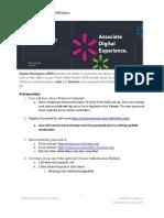 Accessing Digital WorkSpace