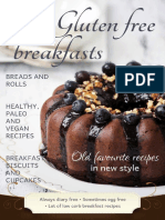 33 Gluten Free Breakfasts - Gluten-free
