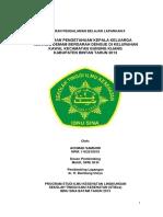 laporan dbd
